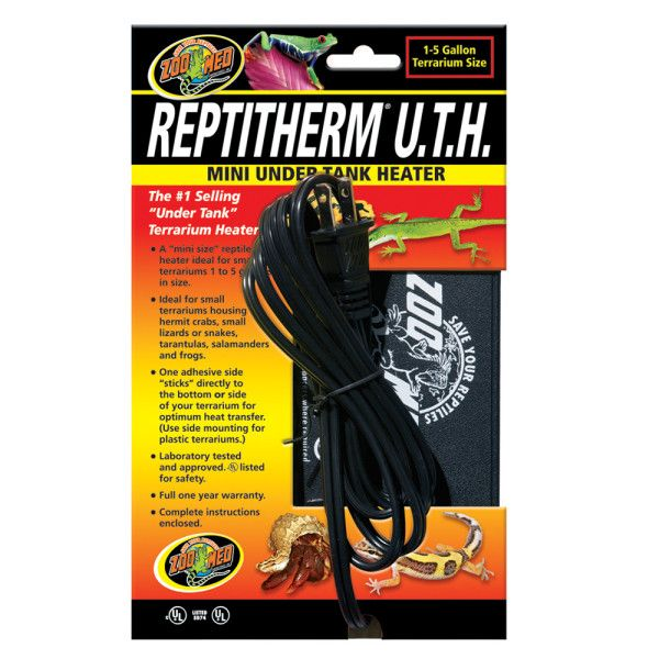 ZOO MED™ REPTI THERM™ Reptile Under Tank Heater | Heaters | PetSmart