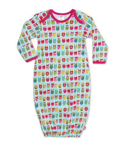 Zutano Baby-Girls Newborn Love You Long Sleeve Dress