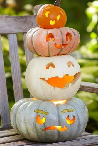 18 Pumpkin Carving Ideas to Try This Halloween
