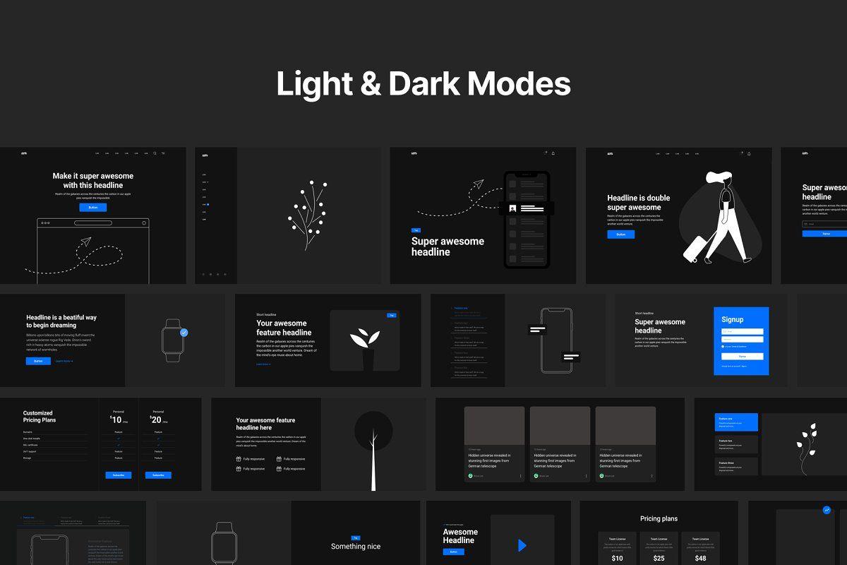 Fabrx Design System For Sketch In 2020 Design System Design Figma