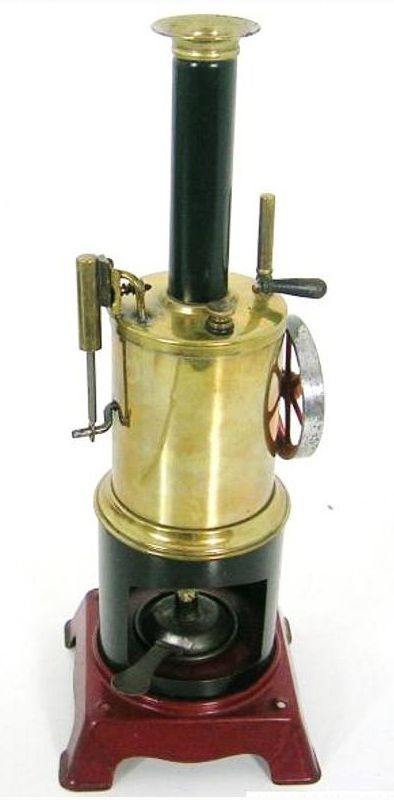 Live Steam Engine  Brass  Whistle BIg and Beautiful!