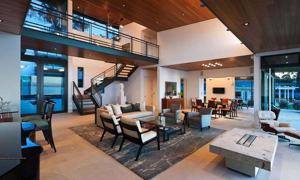20 Charming Modern Open Living Room Ideas Home Design Lover Living Room Design Modern Living Room Design Decor House Design