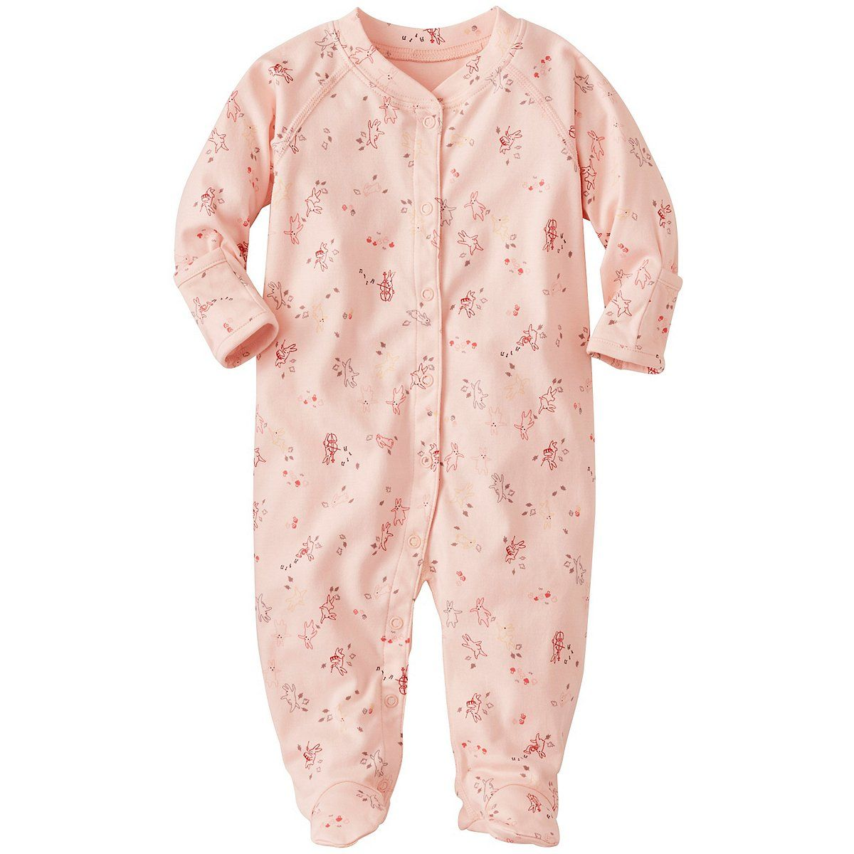 03e63d8857fa Little Sleepers With Feet In Organic Pima Cotton by Hanna Andersson ...