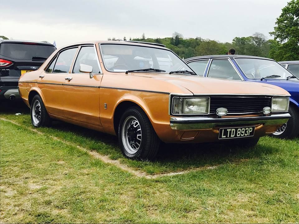 Ebay 1976 Ford Granada Mk1 2 0 Manual Saloon New Mot 60 000 Miles Classiccars Cars In 2020 Ford Granada Cars Uk Granada