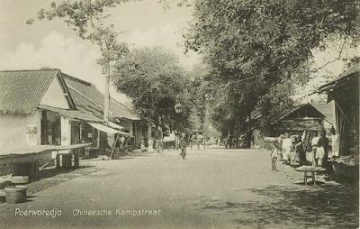 Koloniale Voetafdruk Tracing The Cultural Heritage Of The Chinese In Purworejo City Budaya Sejarah Indie
