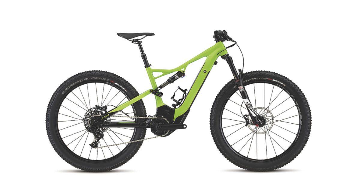 Specialized Turbo Levo Fsr Comp 6fattie Electric Bike