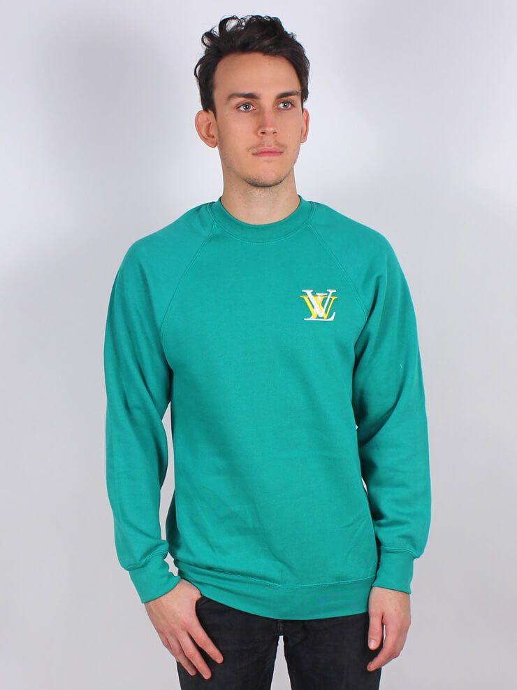 ananas Sweatshirt Sweater Rad Blogger adidas schwarz