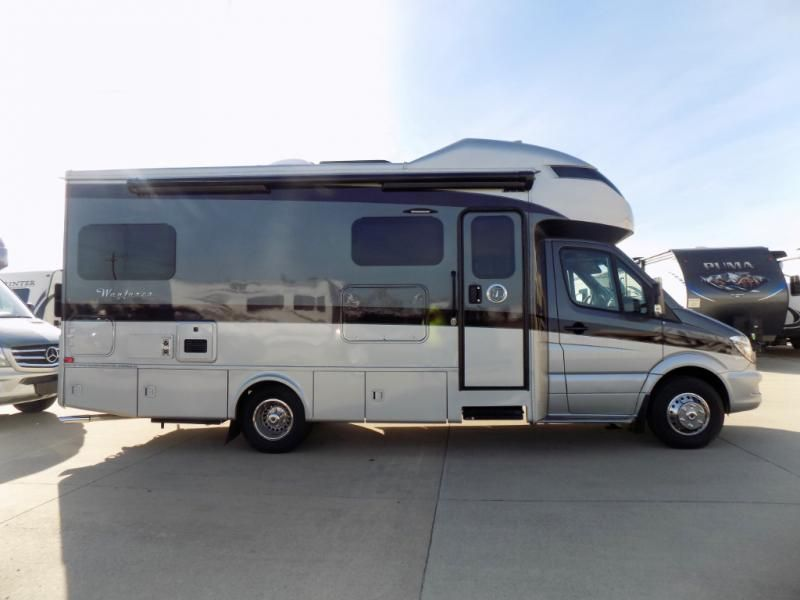 New 2019 Tiffin Motorhomes Wayfarer 24 Tw Motor Home Class C At