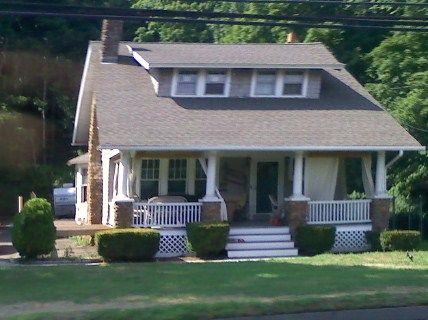 Craftsman Home In Ct Craftsman House Craftsman Bungalows House Design