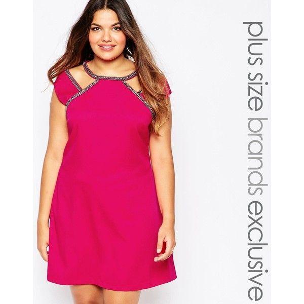 Guess Plus Size Dresses