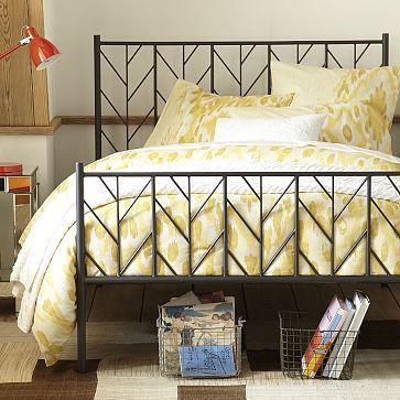 Herringbone Bed Frame 399 699 With Images Bedding Sets