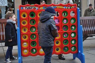 Navidad 2012. juegos en Ensanche Área Comercial Pamplona