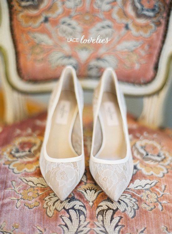 Lace #wedding dress #bride