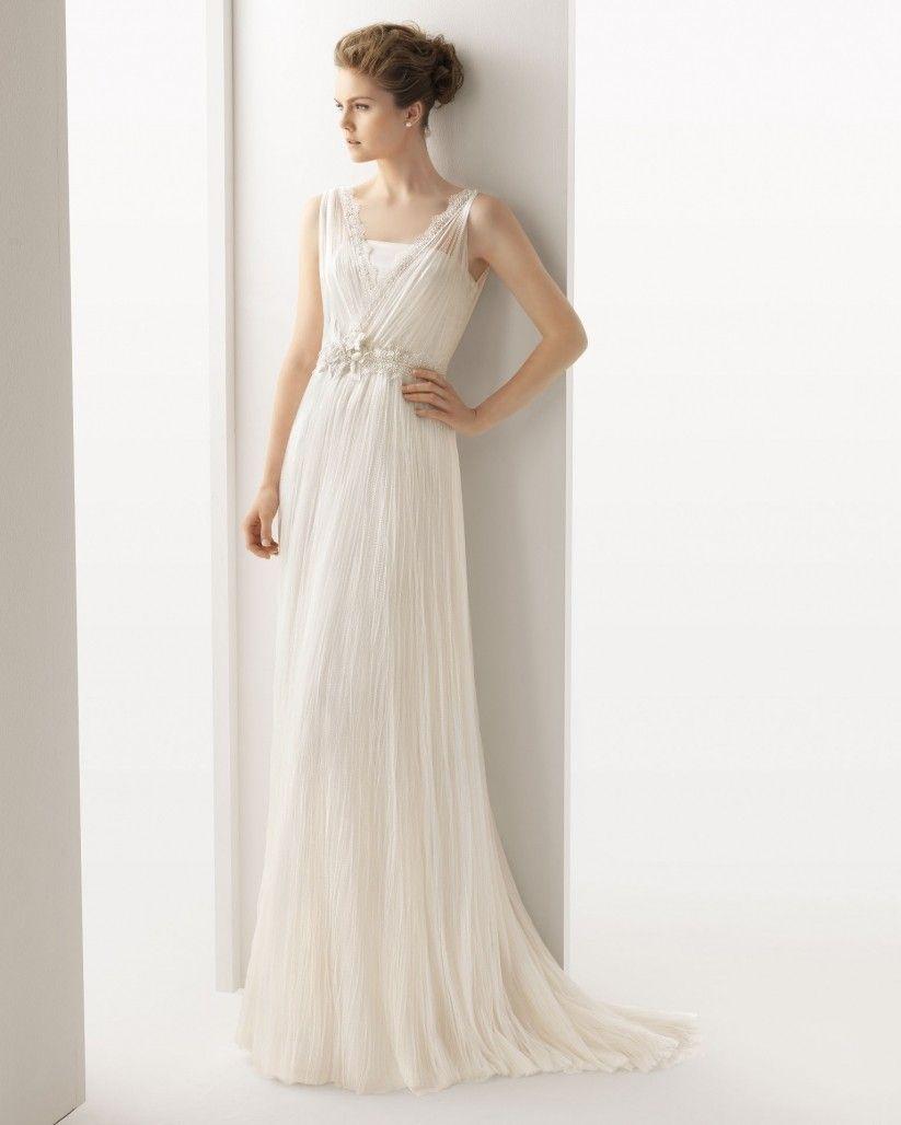 Vestidos de novia corte imperio | Vestidos de novia, De novia y ...