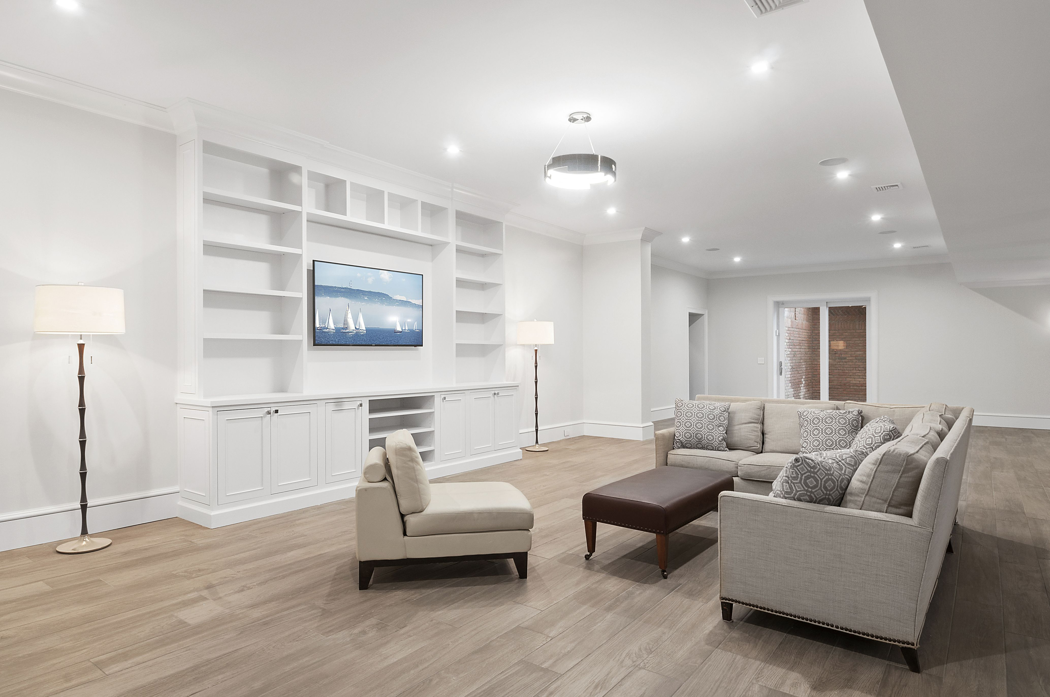 image result for benjamin moore winter white winter on basement wall paint colors id=18301
