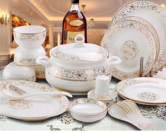Aliexpress Com Buy Ceramics Bone China Dinnerware Set Dishes Set Plate On China Ceramics Wholes China Dinnerware Sets Bone China Dinnerware Purple Dinnerware