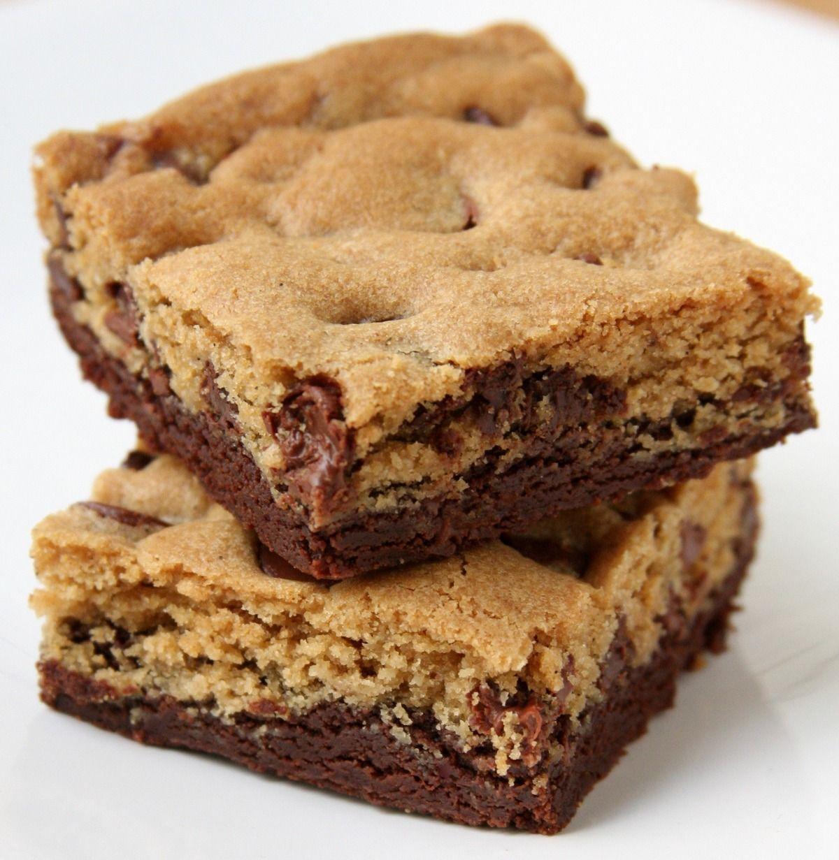 Mmmmm...Brookies!(Brownie Cookies!)