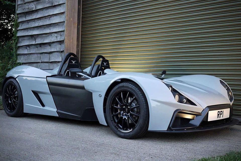 Elemental RP1: Road Legal Track Car | Cars, Dream cars and Super car