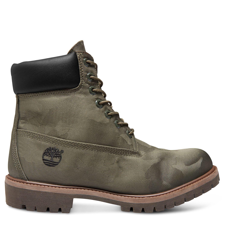 Timberland Icon 6 Inch Boot (Green Camo Jacquard) € 169