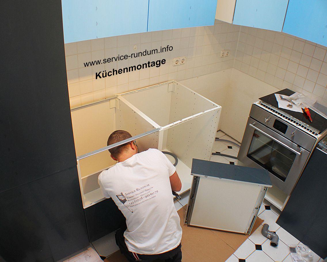 Küchenmontage by www.service-rundum.info | Möbel- & Küchenmontage ...