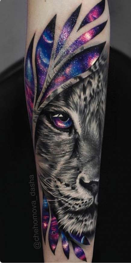 Best Tattoo Wolf Ink Tigers 70+ Ideas