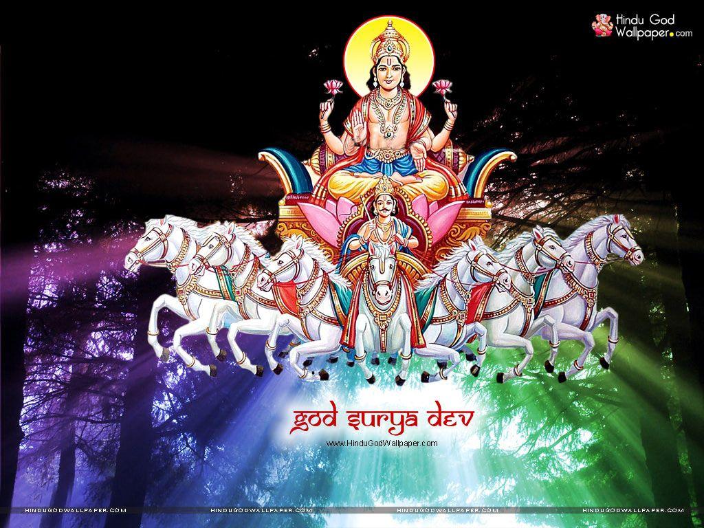 Lord Surya Dev Wallpaper Free Download | Surya Dev