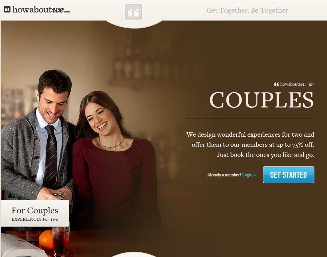 dating website for married