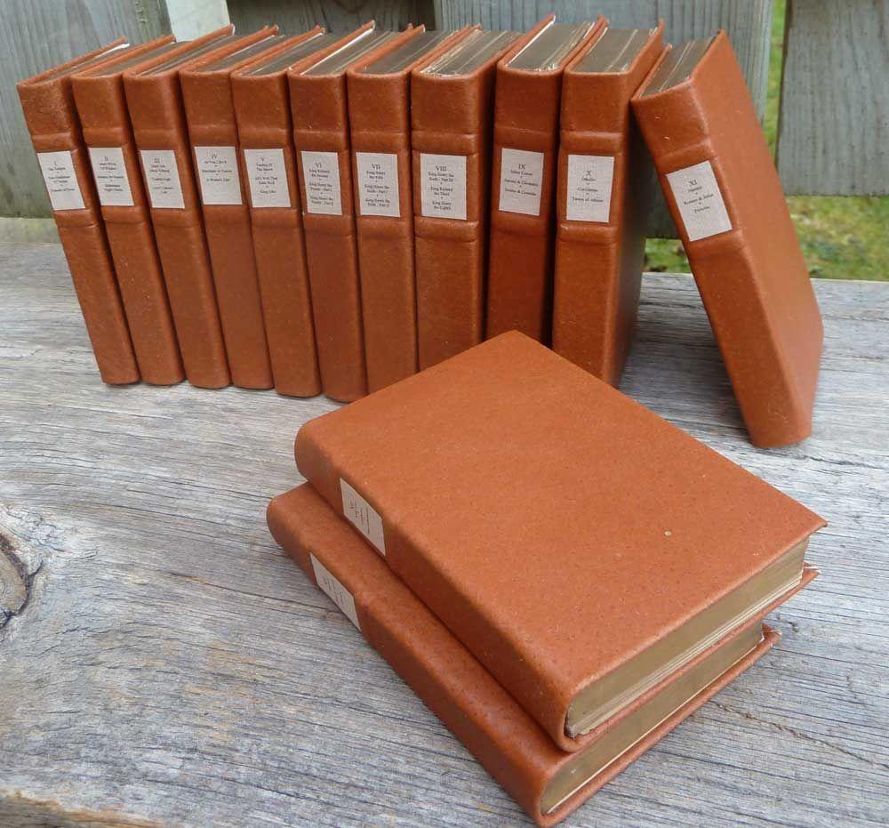 My Handbound Books Bookbinding Blog The little books