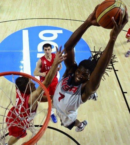 Blog Esportivo do Suíço: EUA atropelam Sérvia e conquistam o penta no Mundial de Basquete