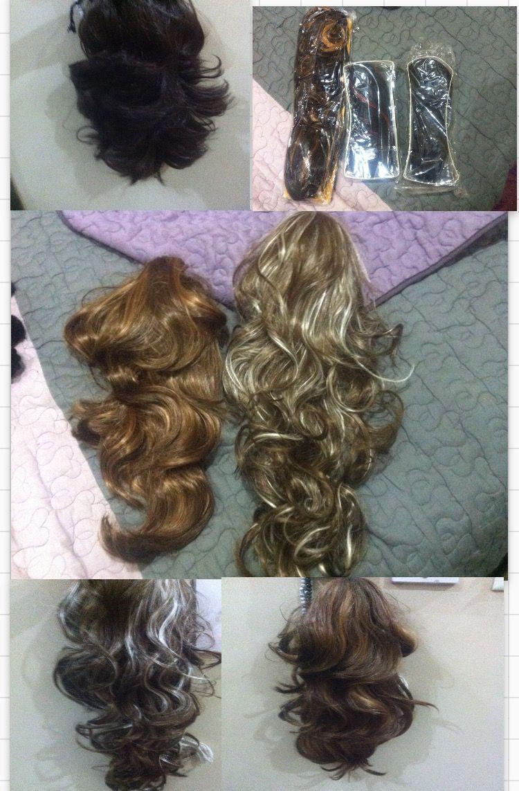 معلومات عن الاإعلان يوجد توصيلات شعر البيع بالجملة نوعية ممتازة سعر درزن ب 600 ر س