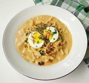 Resep Mie Celor Resep Resep Masakan Indonesia Resep Makanan