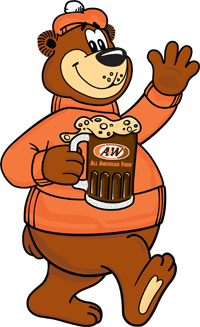 The Great Root Bear Beer Bear Vintage Restaurant Teddy Bear Cartoon