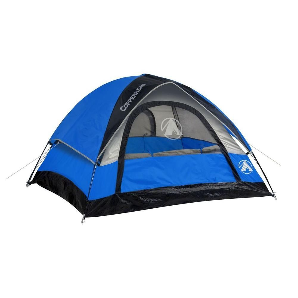 Backpack tent · 2 Person Copperhead 6 ft. x 5 ft. Dome Tent  sc 1 st  Pinterest & 2 Person Copperhead 6 ft. x 5 ft. Dome Tent | Dome tent Tents and ...
