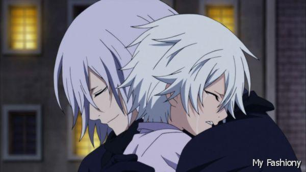 Anime Boy White Hair Headphones Anime Anime Child Anime Fantasy