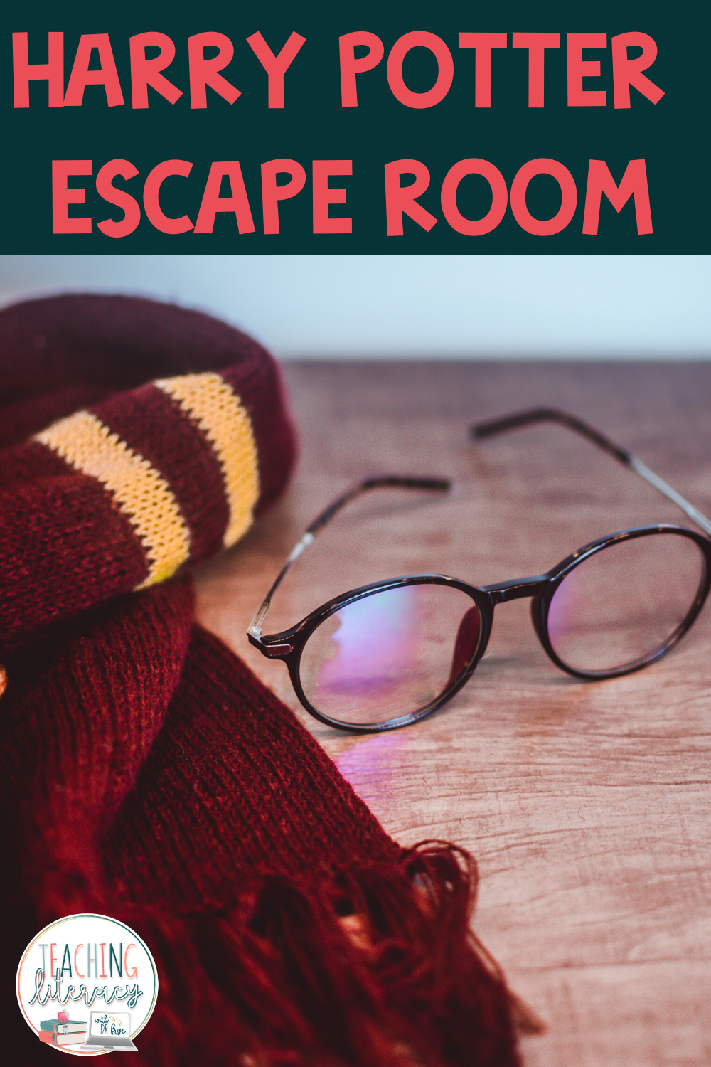 Harry Potter and the Sorcerer's Stone ESCAPE ROOM in 2020