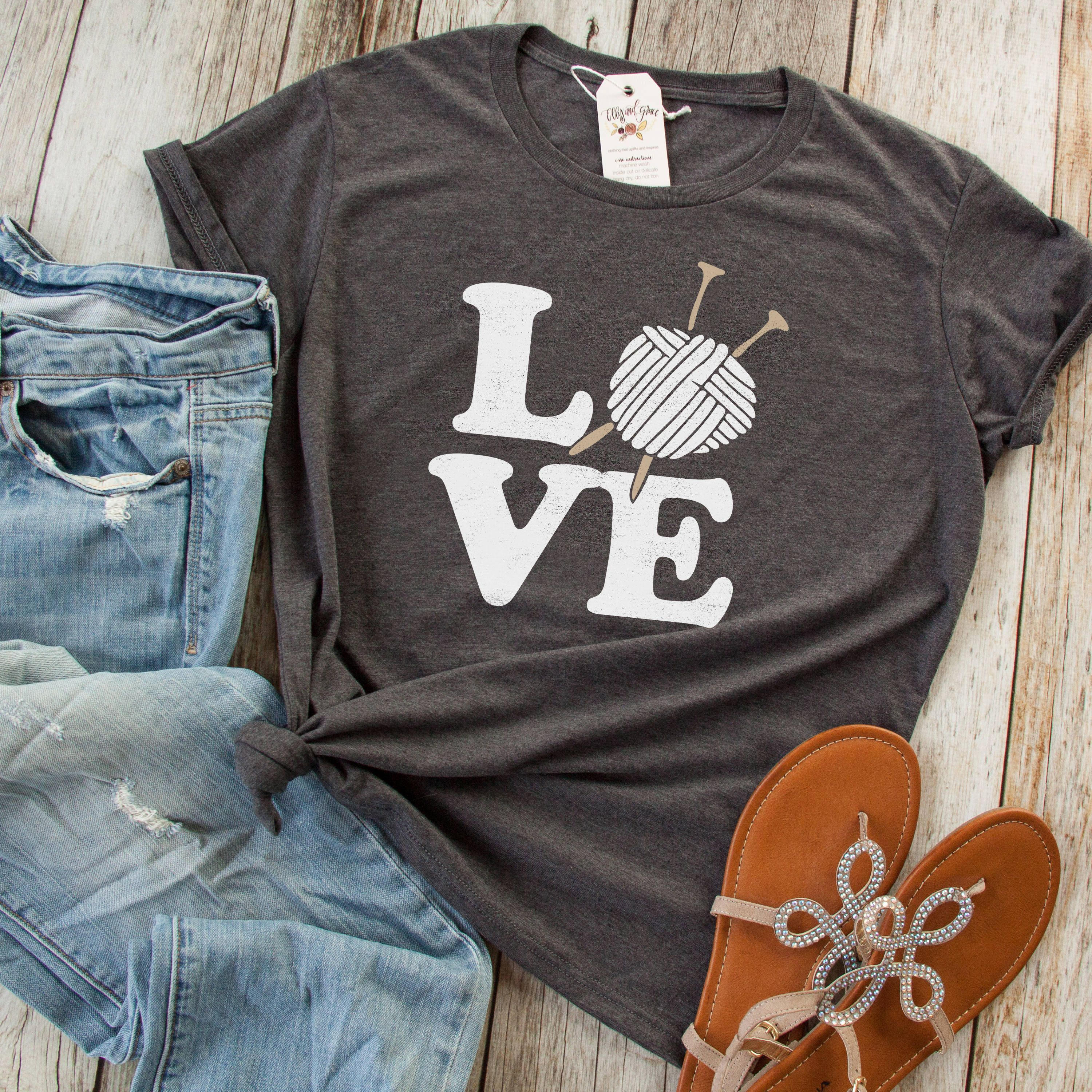 Love Crochet Great Gift For Crochet Lovers Crocheters Tees Mugs Bags Shoes Great Gift For Yoursel Crochet Lovers Crochet Baby Jacket Crochet Gifts