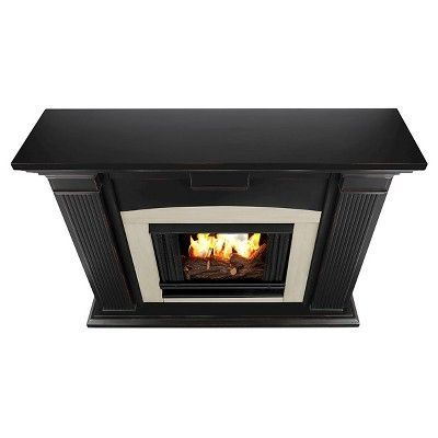 Beautiful Wall Mounted Gel Fireplace