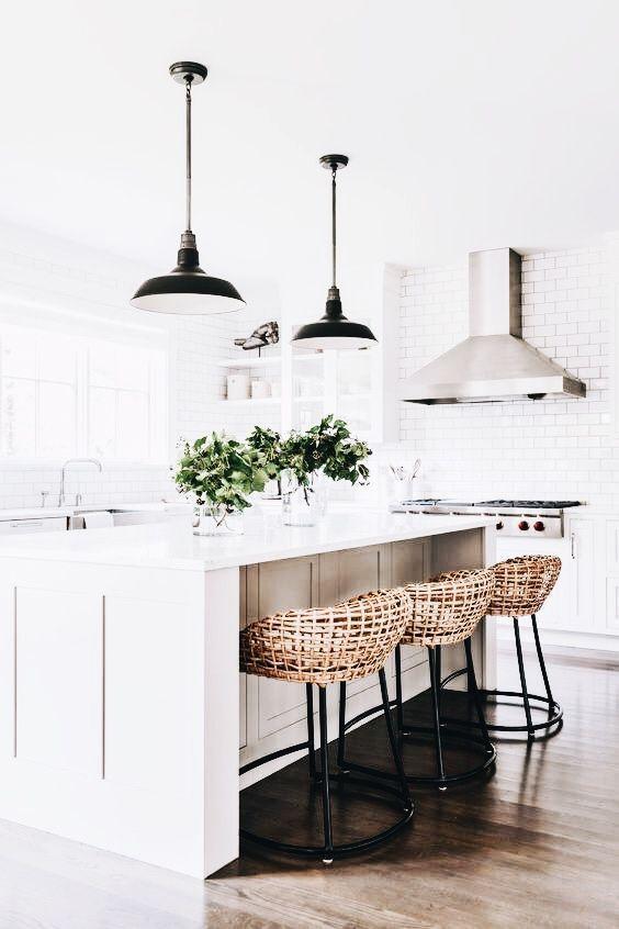 White kitchen inspo style home hid also interior design  in rh pinterest