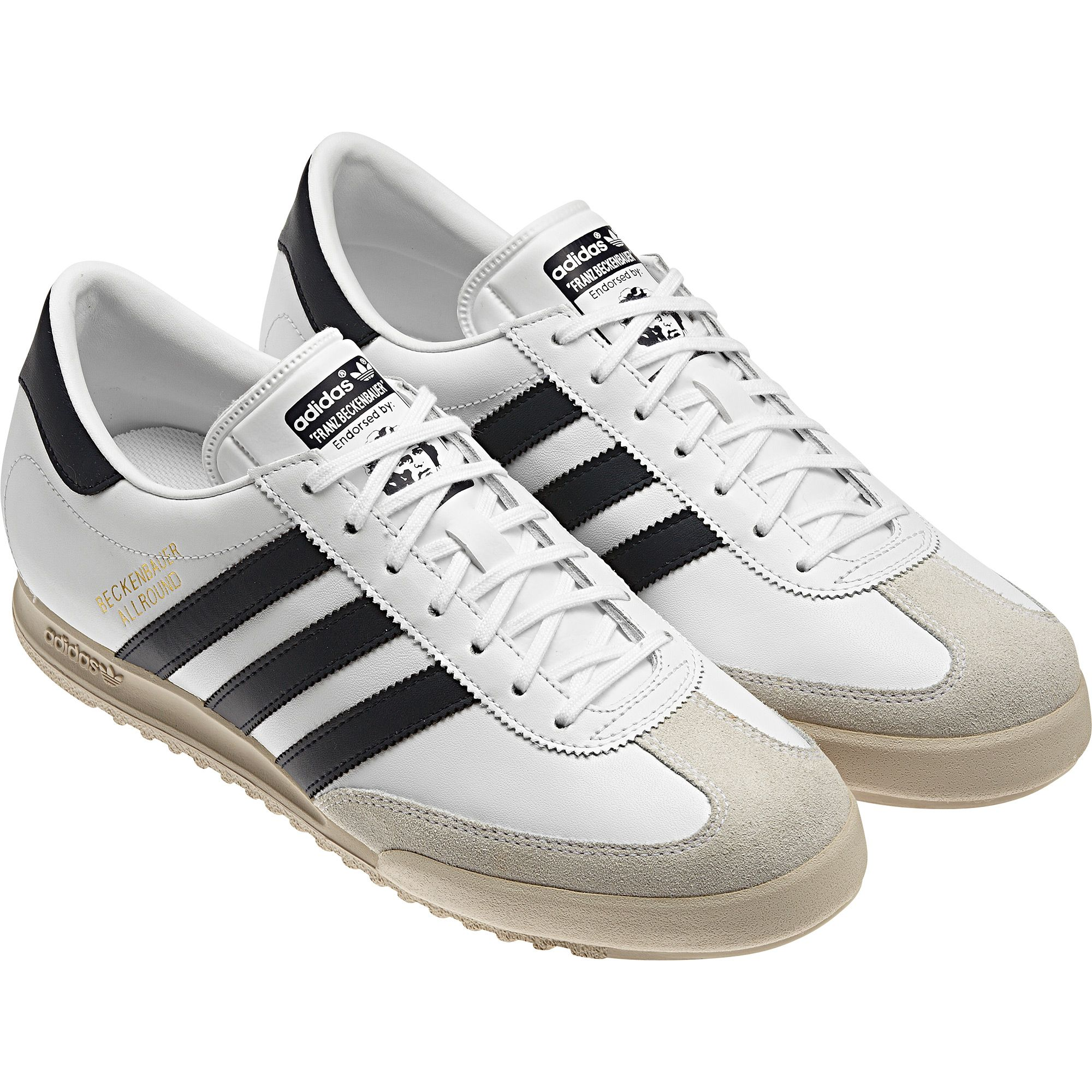 The Beautiful Gear » The Beckenbauer Allround by Adidas