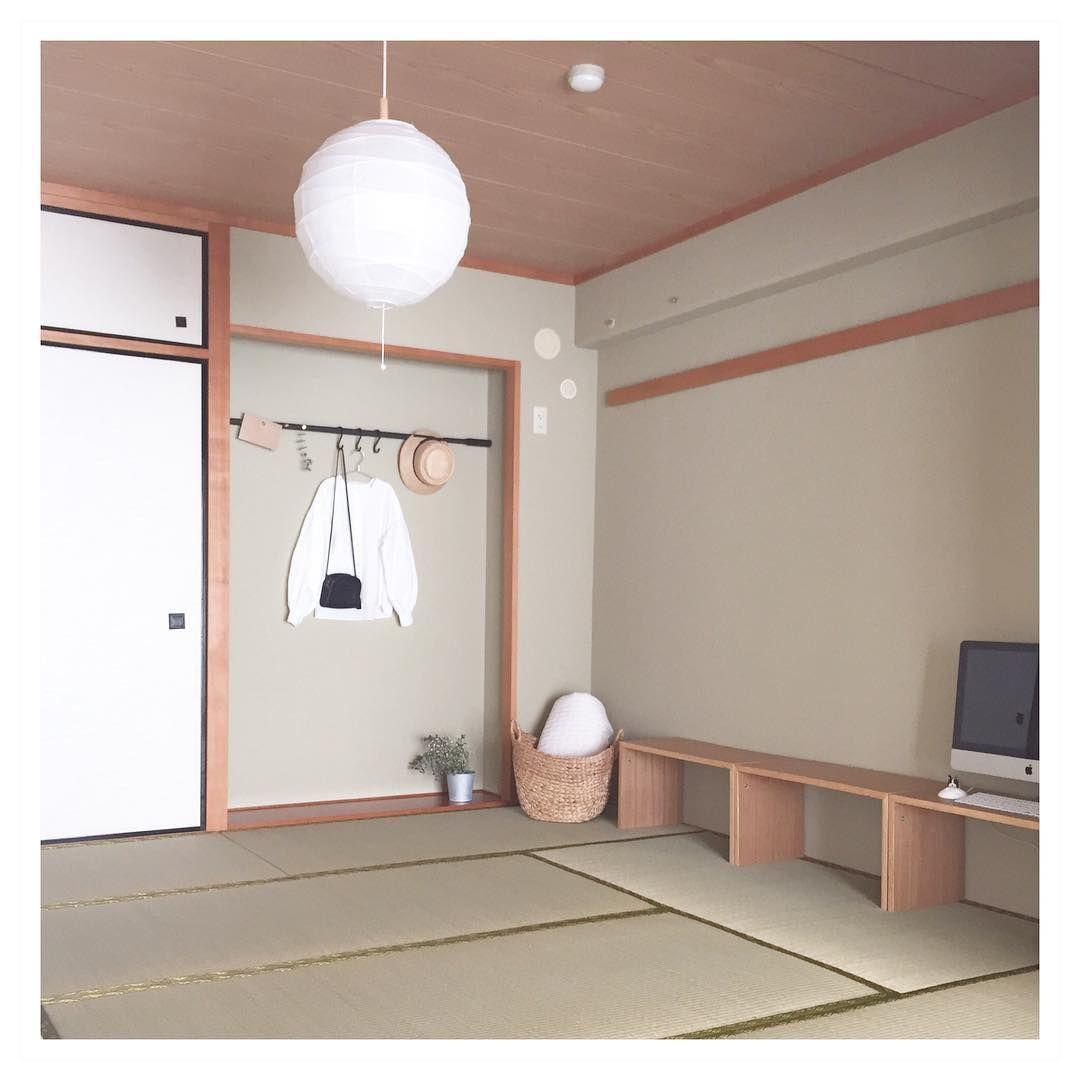 我が家のふる い和室がスタイリッシュに変身ꕀ 平安伸銅