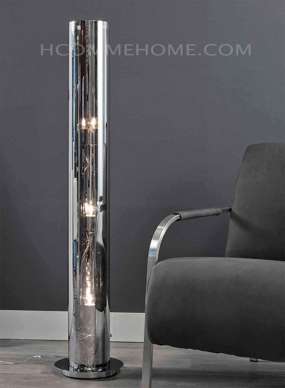 lampadaire halogene design