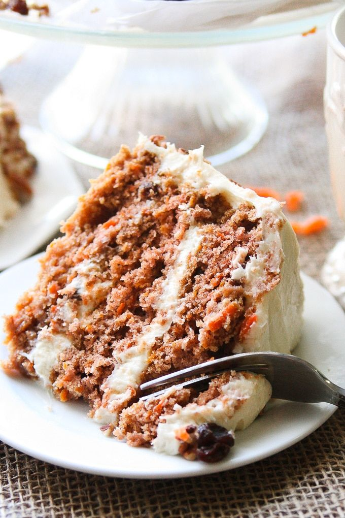 Southern Style Carrot Cake  Recipe  Desserts  Cake -3320