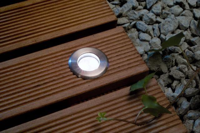 Astrum grondspot - verkrijgbaar met witte of blauwe LED verlichting ...