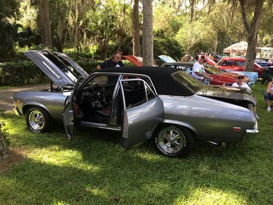 1969 Nova with suicide doors.THIS is what I aspire too.and no vinyl. & 1969 Nova with suicide doors...THIS is what I aspire too...green ...