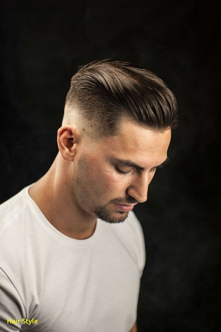 Best Of Low Maintenance Mens Haircuts For Thick Hair  Men ...