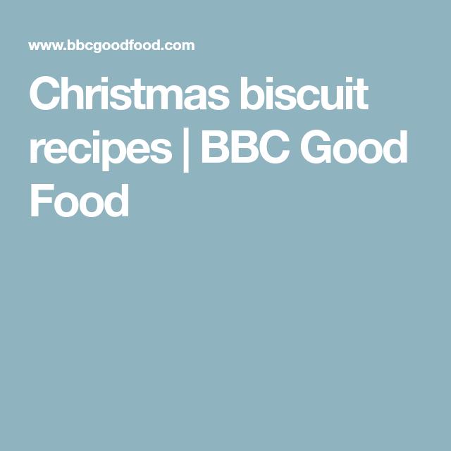 Christmas Biscuit Biscuits Christmas Biscuits Biscuits Bbc