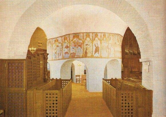 Østerlars interior