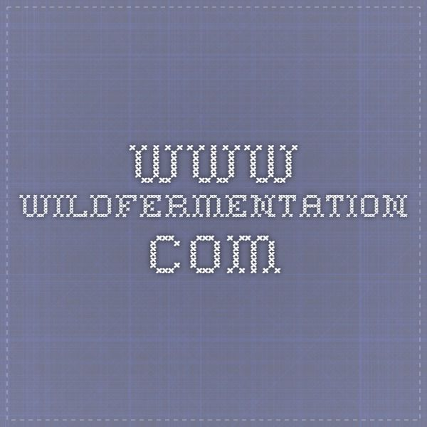 www.wildfermentation.com