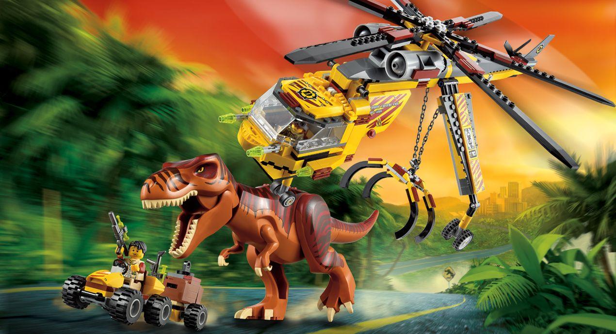 Всех любителей больших монстров непременно заинтересуют игры о динозаврах.