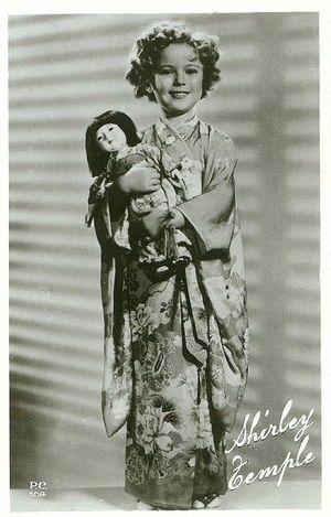 めちゃ可愛かった 戦前の米国子役 シャーリー テンプル シャーリーテンプル モノクロ 戦前